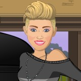 Miley Cyrus Dress up