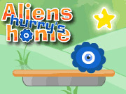Aliens hurry home adventure