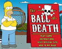 Simpsons-The Ball of Death