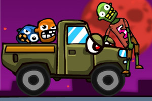 Cars Vs Zombies